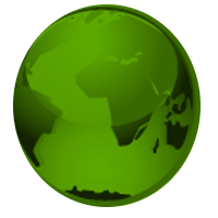 planète verte dessin - conception bâtiment basse consommation