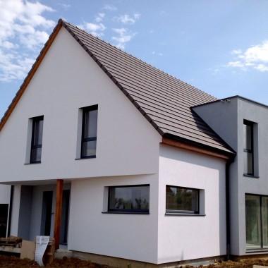 Maison moderne bioclimatique Alsace