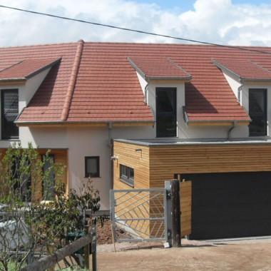 Projet maison passive Alsace architecte mez'O