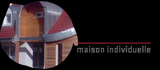 Maitrise d'œuvre Alsace conception maison individuelle